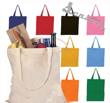 blank cotton tote bags with custom printed logo