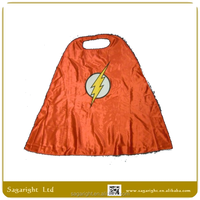 The Flash Red Cape for Party Costume