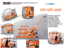 1000LB Atv/Motorcycle Lift Jack Bike Lift Easy Atv Motorcross Motor CE