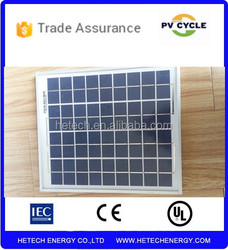 China wholesale Good quality 15W solar panel price india