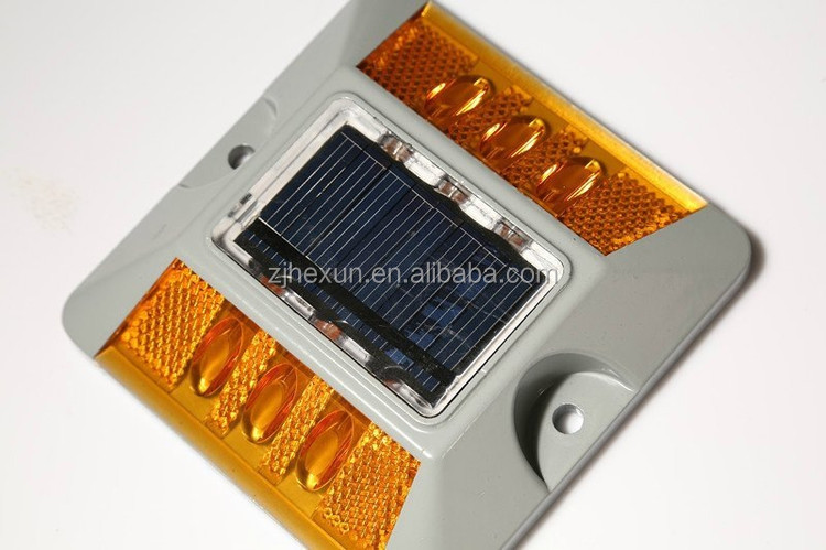 Solar aluminum Road LED marker