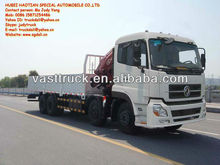 10ton Knuckle Boom Truck Mounted Crane