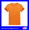 85% polyester 15 cotton quick dry t shirts wholesale dry fit tshirts