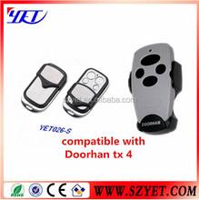 Faac Compatible puerta de Control remoto YET026