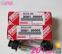 Car HID Headlight Xenon Bulbs OEM 90981-20005 D2S 12V 4300K 35W For TOYOTA Lexus
