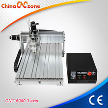 New Design 6040Z-S 3 Axis CNC Engraving And Milling Machine