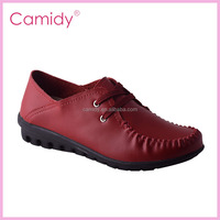 Slip-on beauty shoes manufacturers china latest girl footwear design