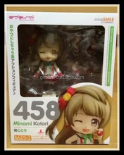 Japanese Love Live character pvc cute minami kotori models manufacturer