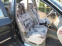 pure lambskin car seat cover made in china