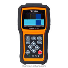 Foxwell NT414 multi vehicle diagnostic tool for 4 systems diagnose, like ECU, ABS, Airbag and Transmission