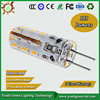 Five years warranty CE RoHS U l TUV ERP RA90 PF0.8 high quality 2W 200lm G4 led 12v with 3 years warranty