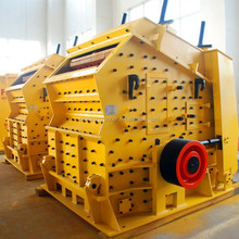 PIONEER pf impact crusher/gypsum impact crusher with hig quality