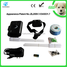 Multi-dog training Remote control Dog Collars with Wire Electric Dog Fencing transmitter System