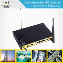 F3432 Lottery Machine, Branch network M2M Cellular 3g vpn router 3g dual sim 3g router