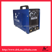 DRK Multi Function WS/ZX7-250 DC Inverter Argon Arc Welder , Manual Welding Machine