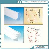 Aging resistance high temperature rubber strip / waterproof door weather seal
