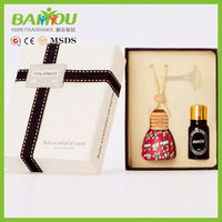 new products 2015 innovative product promotional items customized gift set car air freshener