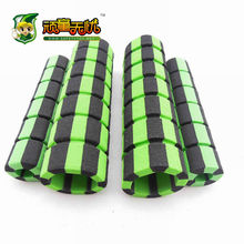 Protective foam tube / rubber tube handle
