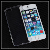 Mobile phone case maker in Shenzhen China makes simple soft phone case cover high quality and cheap for iphone 5/5s