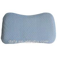 Sleepy light blue baby pillows Nurse pillows made of 3D air mesh fabrics breathable