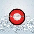 red cosméticos vampiro lentes de contato