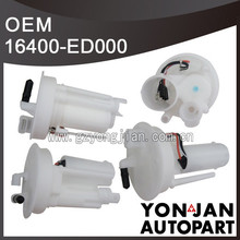 Autoparts types of fuel filter 16400-ED000