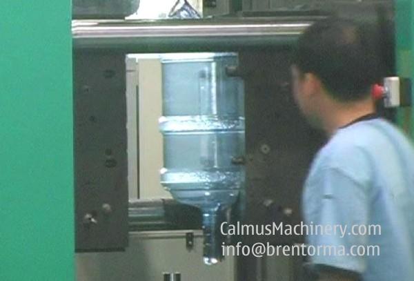 5 Gallon Polycarbonate Bouteille De Soufflage 20 Litres PC Bouteille Faisant La Machine