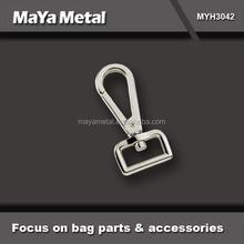 zinc alloy hook hardware bag accessories buckle hook for bags_Maya matal