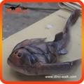 1.5 metros vida tamanho animatronic emulação robótico realista animal peixes dos desenhos animados