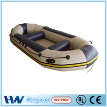 4 persons 0.9mm PVC inflatable boat river rafting boat
