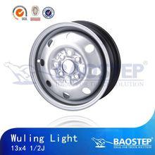 Steel wheel rims 13 inch for Wuling Light