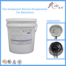 Neutral electronic pouring sealant for LED