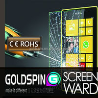 Goldspin 0.33MM 9H Tempered Glass Screen Protection Foil For NOKIA 620