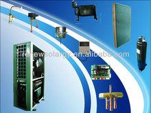 heat pump split(solar water heater pump)