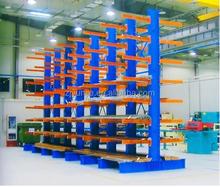الصين ونتشو الموردين الصناعية الباردة رفوف التخزين ناتئ رفوف معدنية للتخزين للاستخدام مستودع