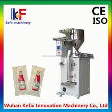 rice/sweets/shampoo muti-lines four sealing automatic packaging machine