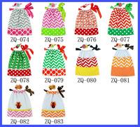 2015 Autumn Summer Pillowcase Dresses Match Headband Sleeveless Latest Casual Modern different Designs Casual Girls Dresses