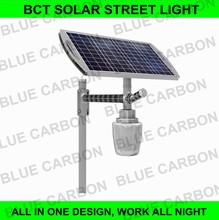 new power 15w led solar street light