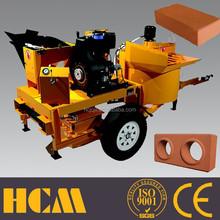 M7MI manual brick press cement interlock design for sale
