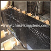 Hot Sale Cheap Price Chinese popular nero marquina marble honed (Direct Factory Good Price )