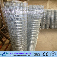 top quality steel reinforcing welded wire mesh roll&panels for anping manufacturer