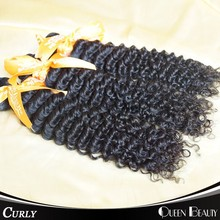 New products virgin queens brazilian hair,high quality deep wave brazilian hair