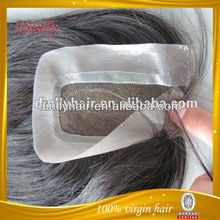 Buy direct from china factory middle part cheap lace closure