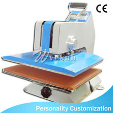 Low T shirt Printing machine price for promotion