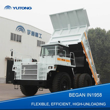 Appearance Attractive And Military Quality 50t Rigid Mining Dump Truck