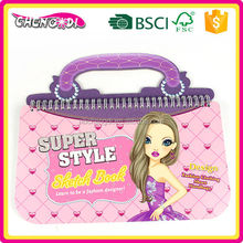 Fashion creative kids educational toys art supplies