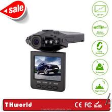 Factory Promotion HD 720P 2.5 inch car camera super night vision Mini Car DVR car black box