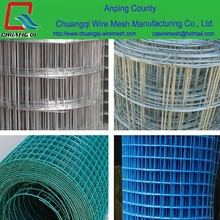 Galvanized Pvc coated welded wire mesh welded mesh for sale