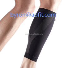 High quality sports safety basketball/soccer ball shin support