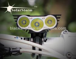 Solarstorm X3 CE & ROHS certificated high performance 2200 lumen new led bike light